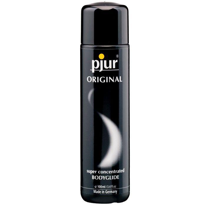 pjur Original, et supert all-roundprodukt fra den ledende produsenten av glidemiddel. http://www.esensual.no/glidemiddel-original-pjur/