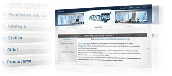 Agentia WEB