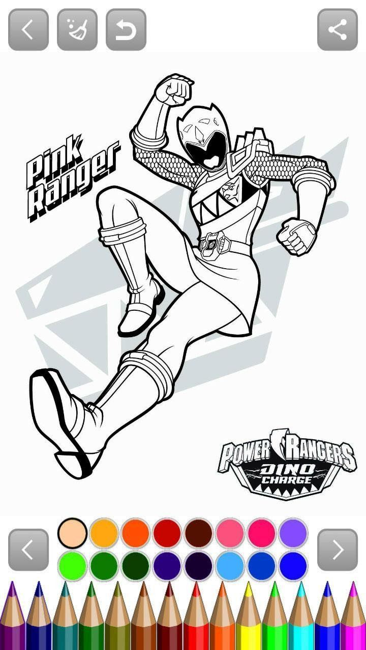 Blue Power Ranger Coloring Page Power Rangers Coloring For Android Apk Download Power Rangers Coloring Pages Star Wars Coloring Book Power Rangers