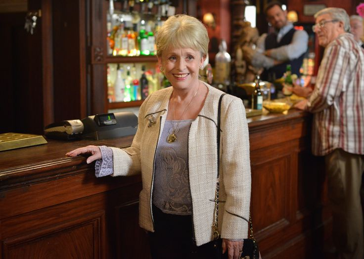 EastEnders: watch Peggy Mitchell's FINAL Queen Vic visit - see the scene from Barbara Windsor's last episode