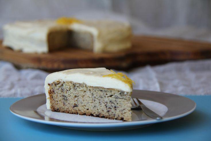 GLUTEN FREE BANANA CAKE – Sugar Freedom