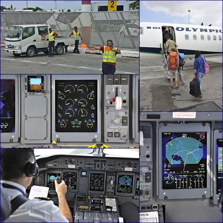 . Malta International Airport Luqa Airport / Valletta Airport IATA: MLA – ICAO: LMML Η επιβίβαση ολοκληρώνεται και το ταξίδι της επιστροφής μας ξεκινά
