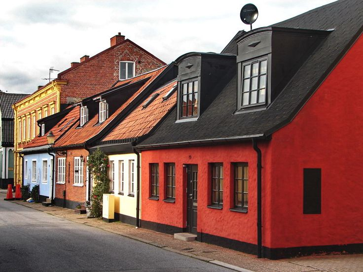Ystad, Sweden - best hometown ever