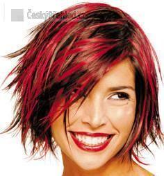 Výsledek obrázku pro zrzavé vlasy