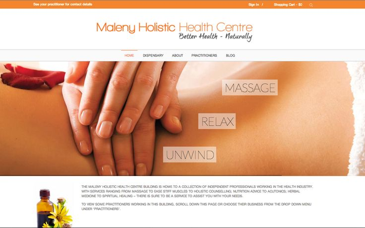 Maleny Holistic Health Centre are focused on providing a range of Natural health services with the highest levels of customer satisfaction – they will do everything they can to meet your expectations. With a variety of offerings to choose from, they're sure you'll be feeling better in no time.  http://www.malenyholistichealth.com.au/