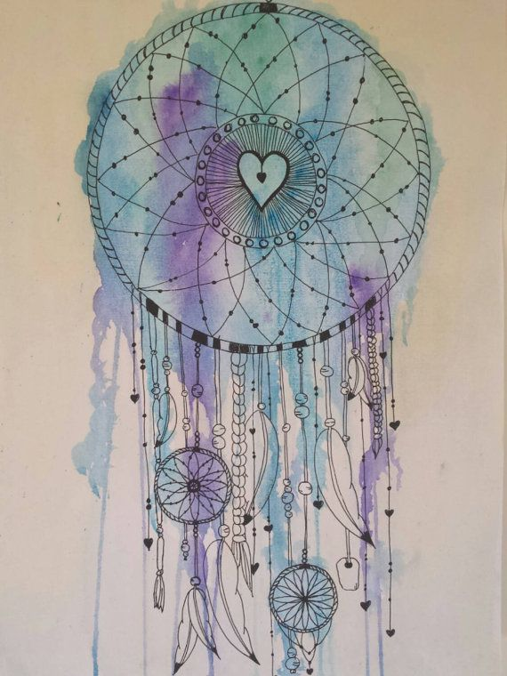 Dreamcatcher Paintings Tumblr | www.pixshark.com - Images ...