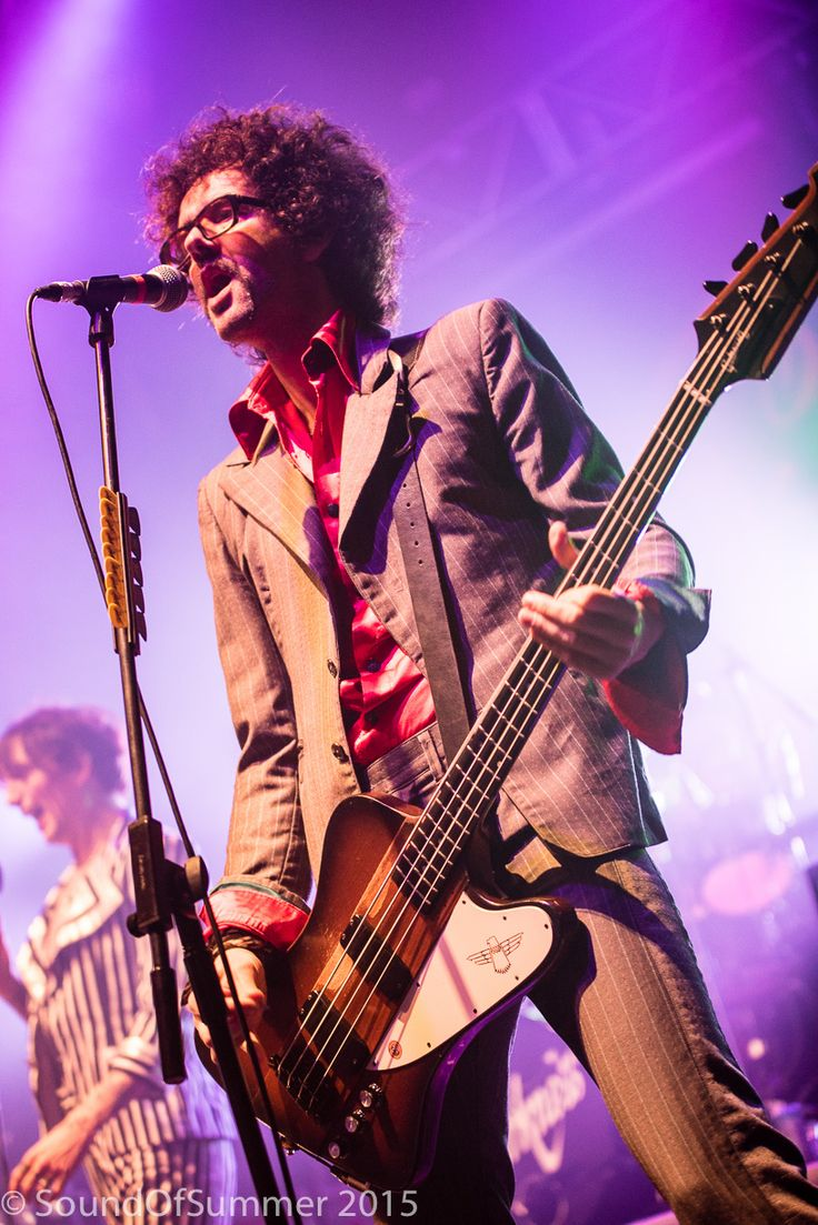 Frankie Poullain: The Darkness - interview