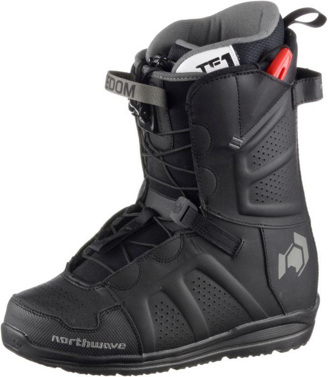 #Northwave #Freedom #Sl #Snowboard #Boots #Herren #schwarz