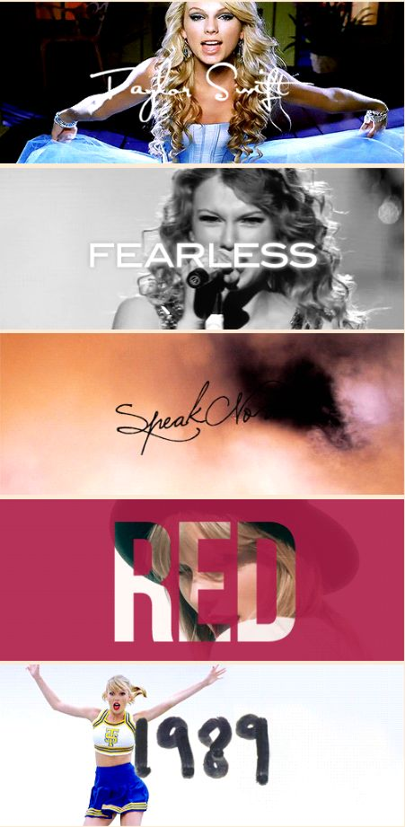 Taylor Swift discography