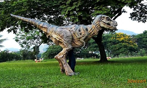 Realistic T-Rex Costume for Halloween