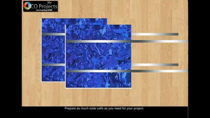 Construieste panouri fotovoltaice acasa