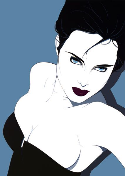 14 Best Images About Patrick Nagel Art On Pinterest