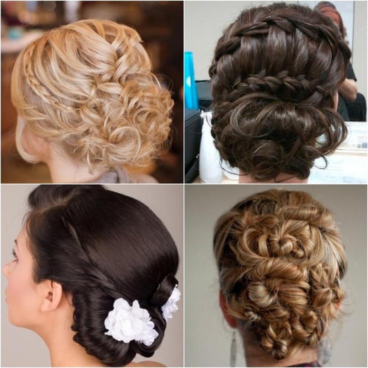 Fabulous 1000 Images About Elegant Updos On Pinterest Short Hairstyles Gunalazisus