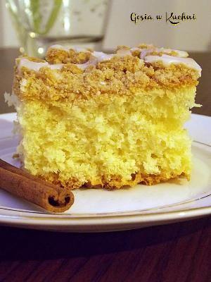 Cynamon, drożdże ..... pyszne drożdżowe ciasto