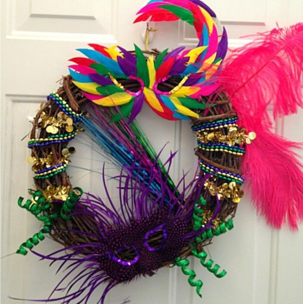 49 best images about carnaval on pinterest hanging for Decoration carnaval