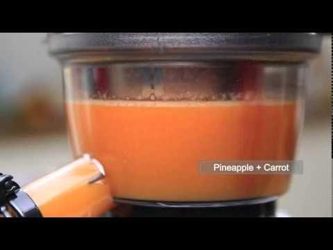 04 Kuvings whole slow juicer recipe