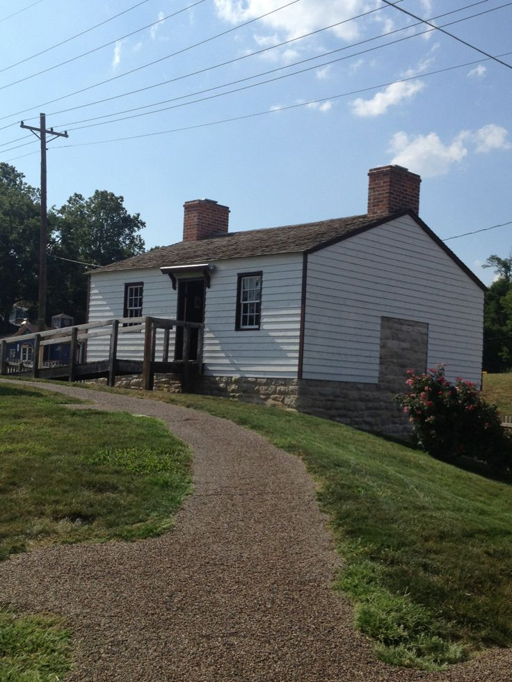 Huckleberry Finn Home In Hannibal, Missouri