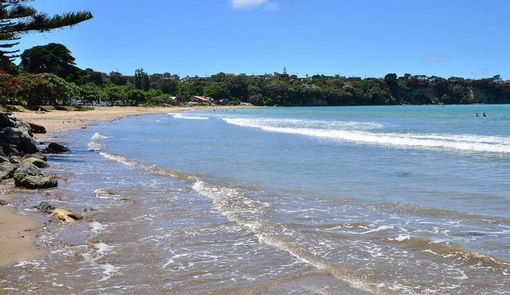 Sparkling Arkles Bay, Whangaparaoa Peninsula, Auckland
