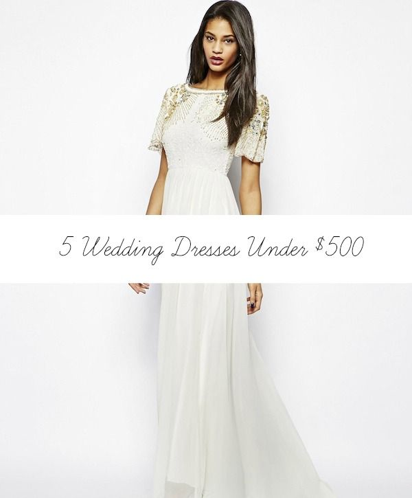 1000 images about wedding dresses under 500 on pinterest for Modest wedding dresses under 500