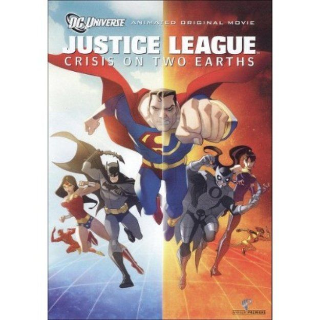 Warner Brothers Justice League: Crisis on 2 Earths (Single-Disc)