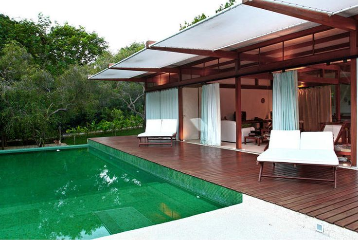 Uni o da arquitetura moderna com um ar de casa japonesa for Casa moderna japonesa