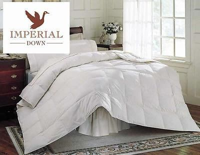 Queen White Down Bed Comforter 50 oz Discount Bedding | eBay