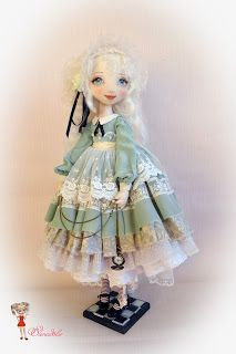 Soul of a rag doll: Алиса. Alice