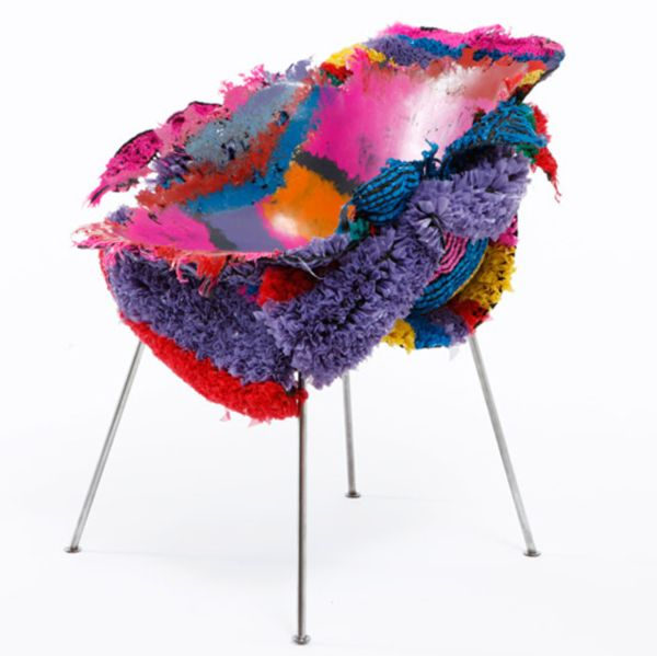 Colorful Meltdown #Chair by Tom Price – PE Stripe