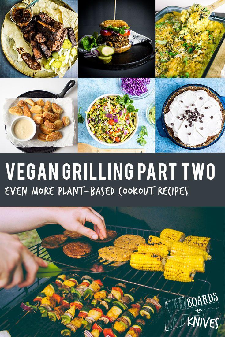vegan grilling part 2 | boardsandknives.com