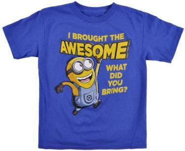 Wholesale Hip Hop Clothing | Cheap Urban Wear Clothes Wholesale  BOYS MINIONS ASSORTED