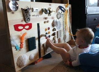 Pannelli sensoriali per bambini - CasePerBambini | Maya Azzarà Architetto | CasePerBambini | Maya Azzarà Architetto