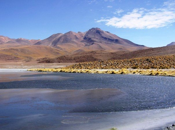 Saral de Uyuni Salt Flats, Bolivia