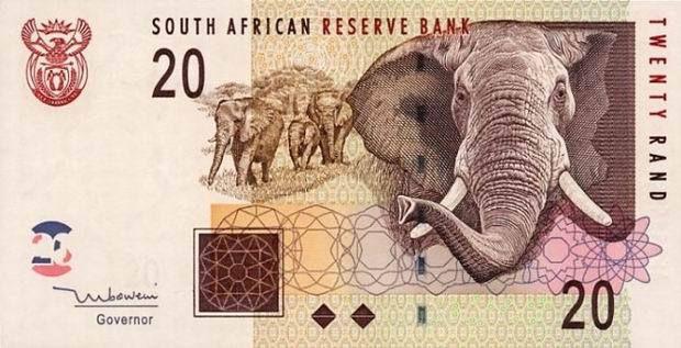 Güney Afrika Randı Dolar Karşısında Sert Yükseldi - http://eborsahaber.com/gundem/guney-afrika-randi-dolar-karsisinda-sert-yukseldi/