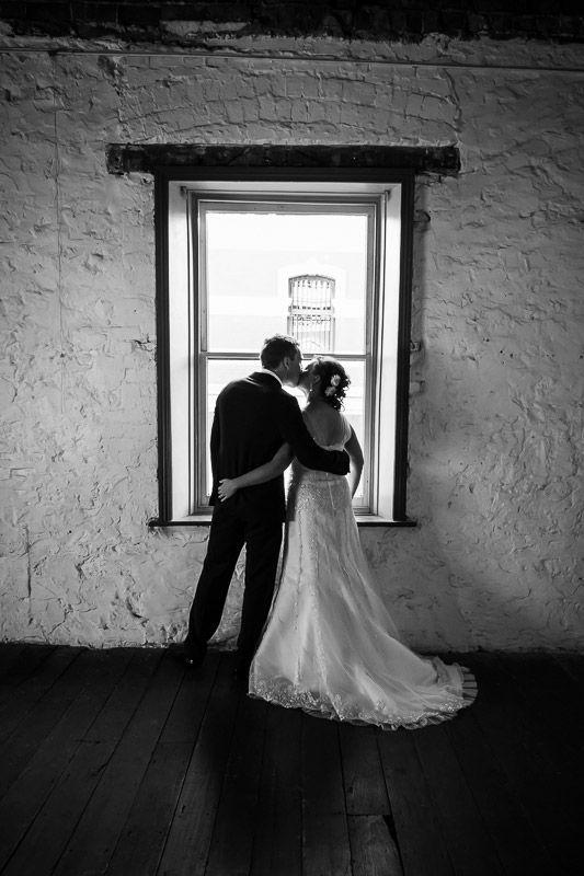 Carl & Karolina's Fremantle wedding. Image by Perth wedding photographer Sara Hannagan Photography.