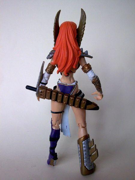 Angela (Spawn) Custom Action Figure | Action Figures ...