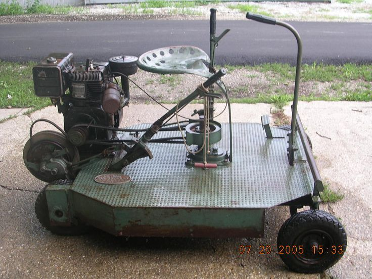 "This is one of my mowers. It is Snappers first rider, listed as an          "" Estate Mower ""  It was called Big Snapper."