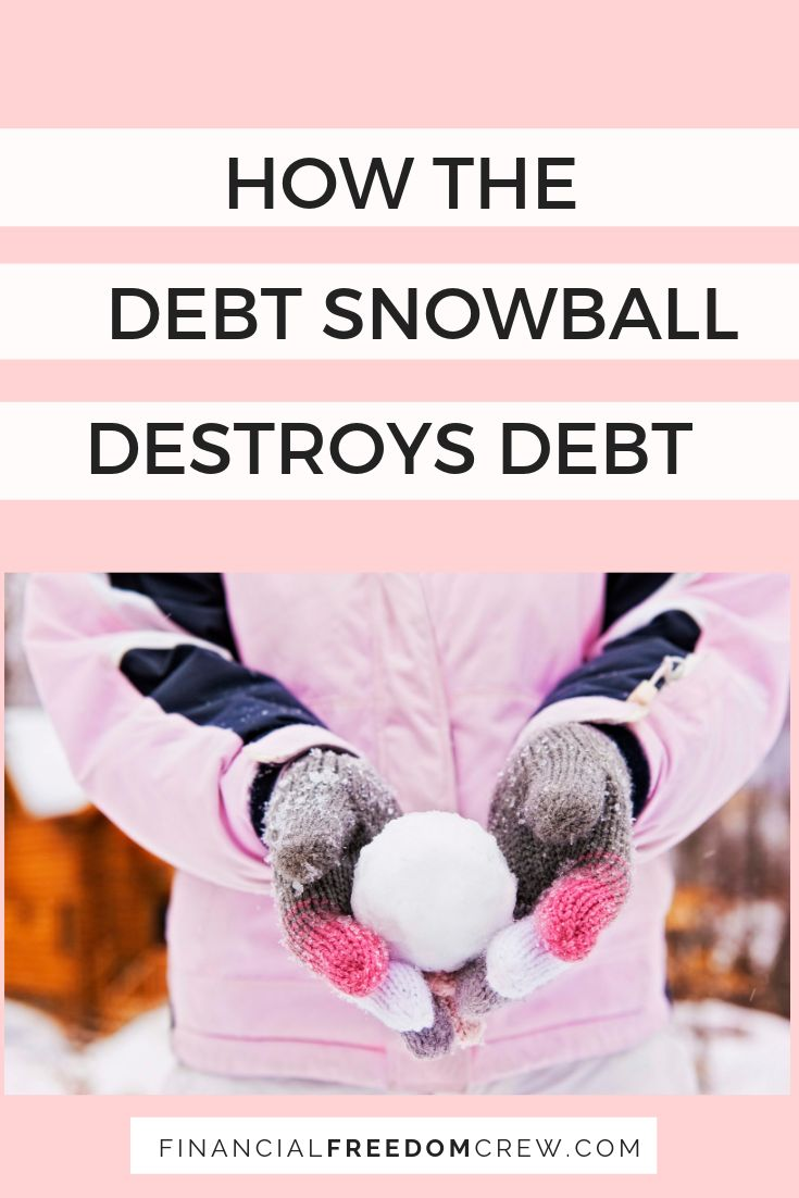 Pay off debt with the debt snowball and use this trick to stay motivated. The de… – Financial Help ❤️