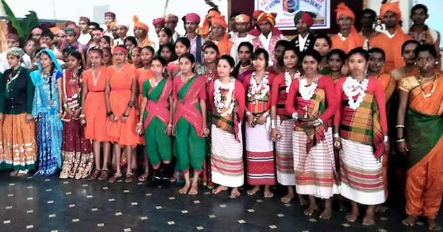NCC cadets showcase India's rich diversity