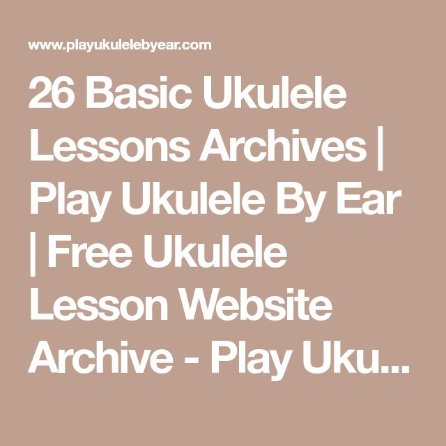 dating website free ukulele lessons Dating martin ukes is rarely exact, since there are no serial numbers, but a number of the features on this one pin it down to 1918 or 1919, and not later these early features include position markers at frets 5, 7, and 9 (instead of 5, 7, and 10), the koa bridge with maple saddle, and the lack of rosewood binding on the back edge of the body.