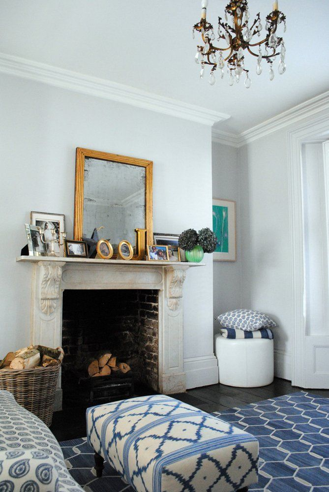 katharine house tour 021913.jpg -- farrow and ball blackened