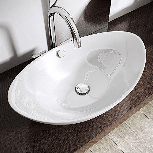 Durovin Oval Bathroom Ceramic CounterTop Wash Basin Sink ... https://www.amazon.co.uk/dp/B01EHPR5N8/ref=cm_sw_r_pi_dp_x_baxgzb24Y6TF6