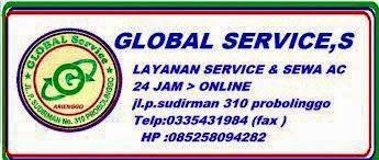 SERVICE AC PROBOLINGGO: GLOBAL SERVICE PROBOLINGGO