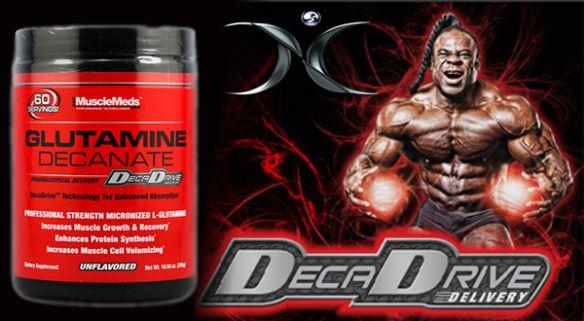 MuscleMeds Glutamine decanate 300 г. ------------------------------------------------- Аминокислоты по самым низким ценам.Лучший интернет - магазин BODYBUILDING.UA с доставкой по Украине   Бодибилдинг  Спортивное питание  Спорт   -------------------------------------------------  GLUTAMINE DECANATE (Глютамин Деканате) - мелкоизмельченный порошок, созданный на основе глютамина (аминокислота, которая обеспечивает метаболизм для создания протеина, нуклеотидов) - обеспечивает быстрый рост…