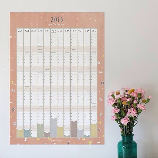 did we mention that there's a big-arse 2015 wall planner squeezed right in the middle of issue 63 (out now)?