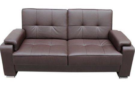 Mejores 12 im genes de sofas y butacas de piel en for Sillon cama amazon