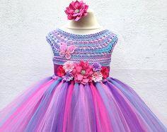 Mi pequeño Pony cumpleaños Tutu vestido vestido de por MimozaLuxury