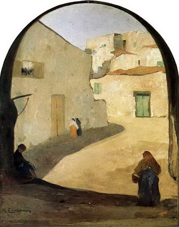 .:. Οικονόμου Μιχαήλ – Michail Oikonomou [1888-1933] Αλγερινός δρόμος