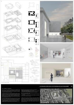 Projet de Centre de Création Contemporaine - Olivier Debré à Tours (37) / Zoom sur... / DRAC Centre / Régions / Accueil / www.culturecommuni...