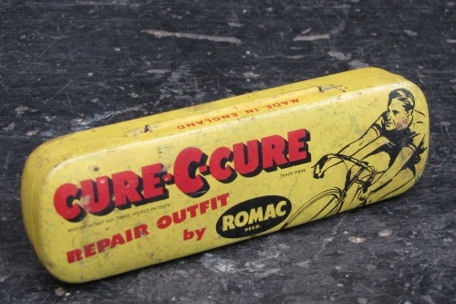 Romac Bicycle Repair Kit Tin