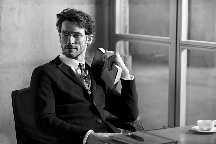 Giorgio #Armani Frames of Life 2013 - Luc the Writer